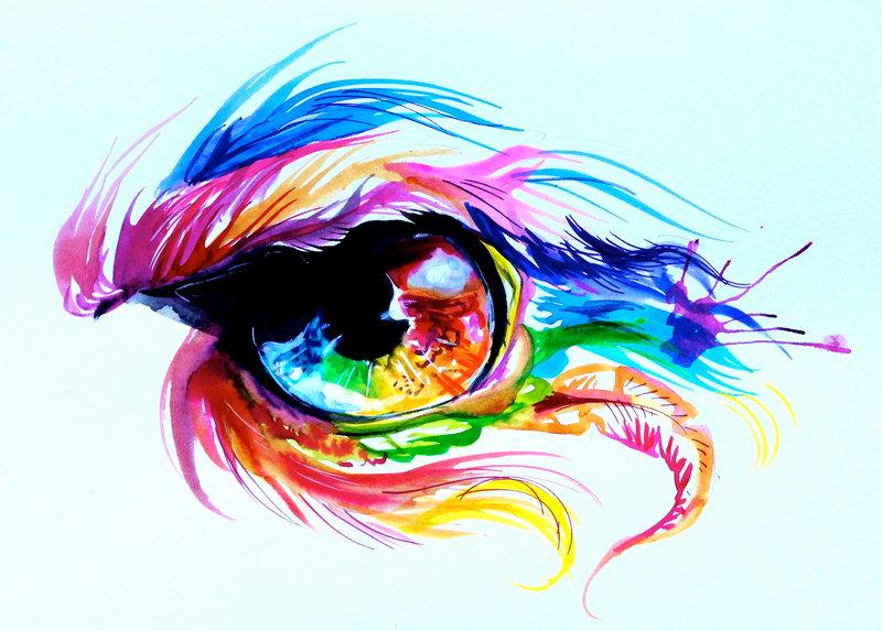 phoenix_rainbow_eye_by_lucky978-d5tg9qp
