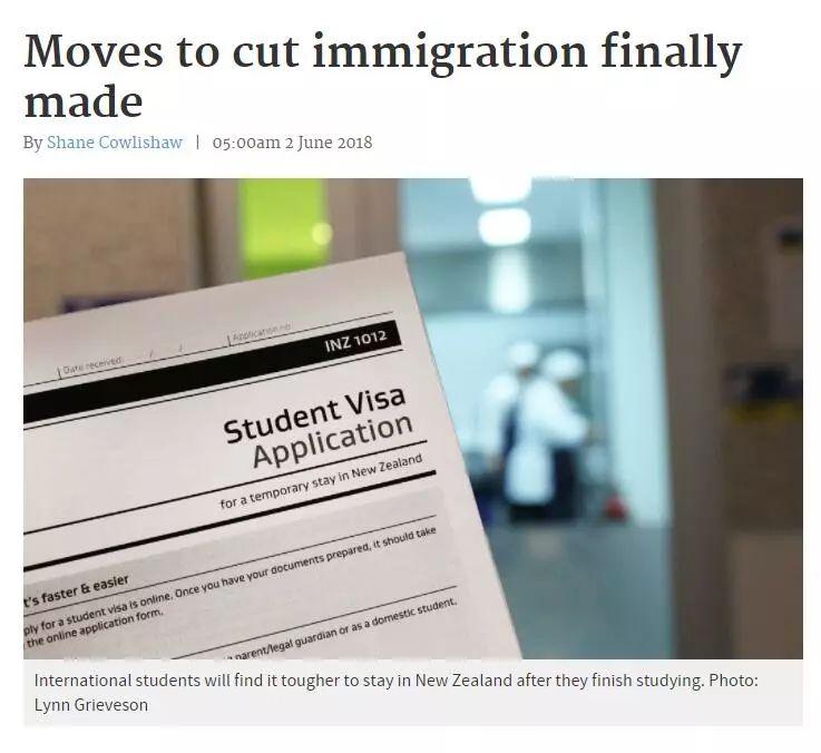 """月2日周六移民政策突袭,移民部长公布学签工签政策重大变化"""""""